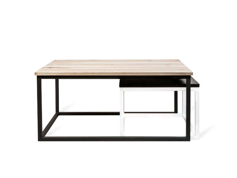 UOMO coffee industrial tables