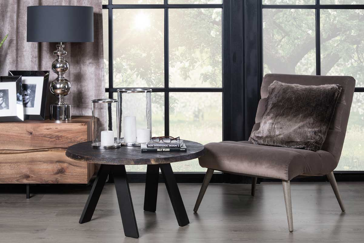 Restaurant furniture from LOFT Decora - coffee table