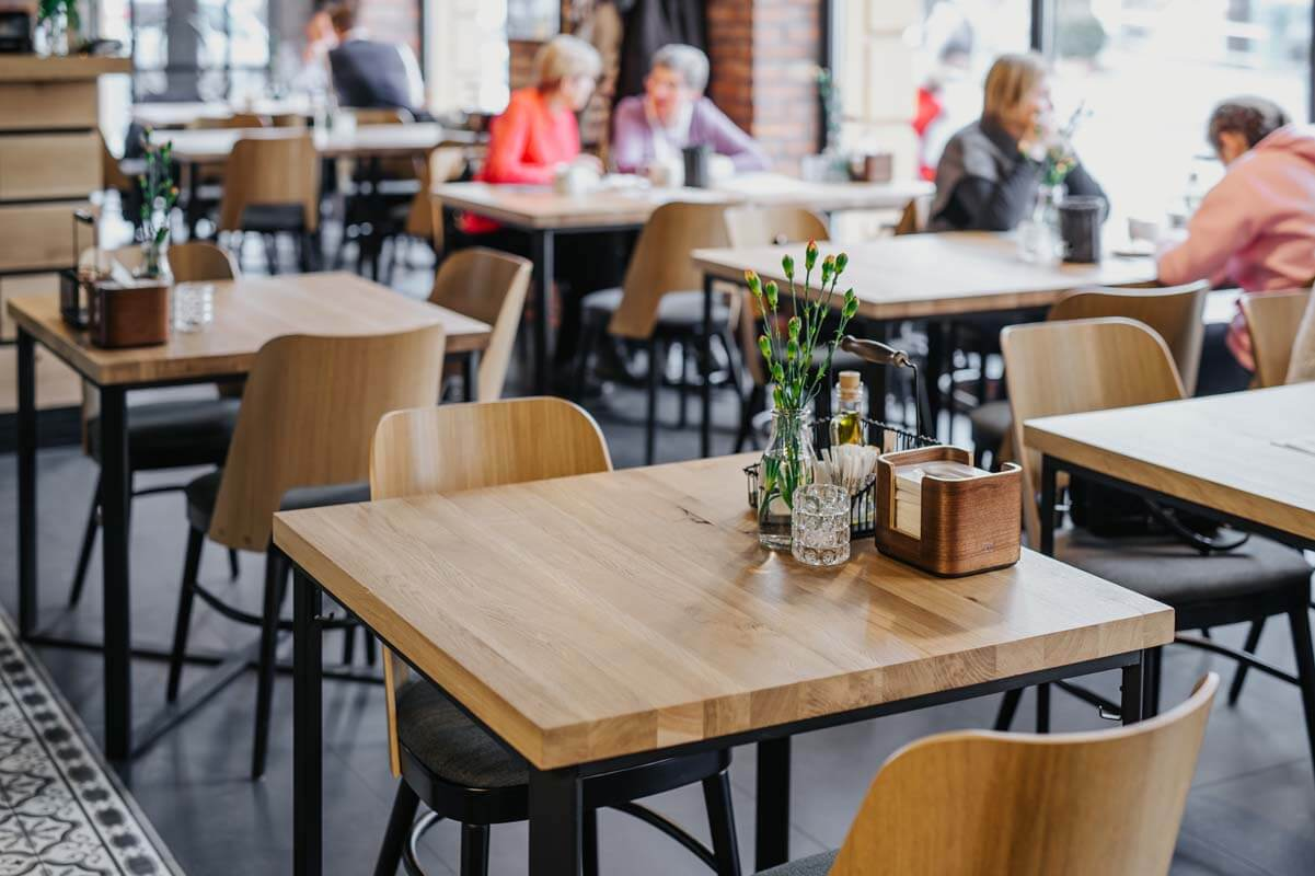Restaurant tables - projects