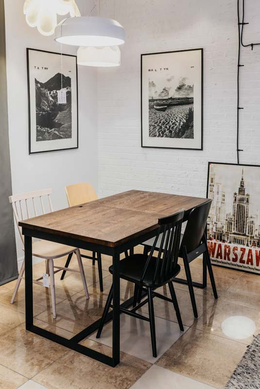 Industrial table ITEAT