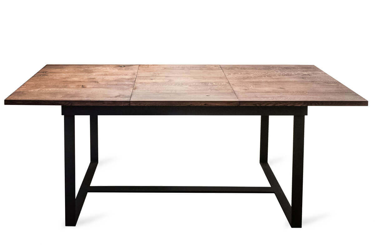 Loft style dining table