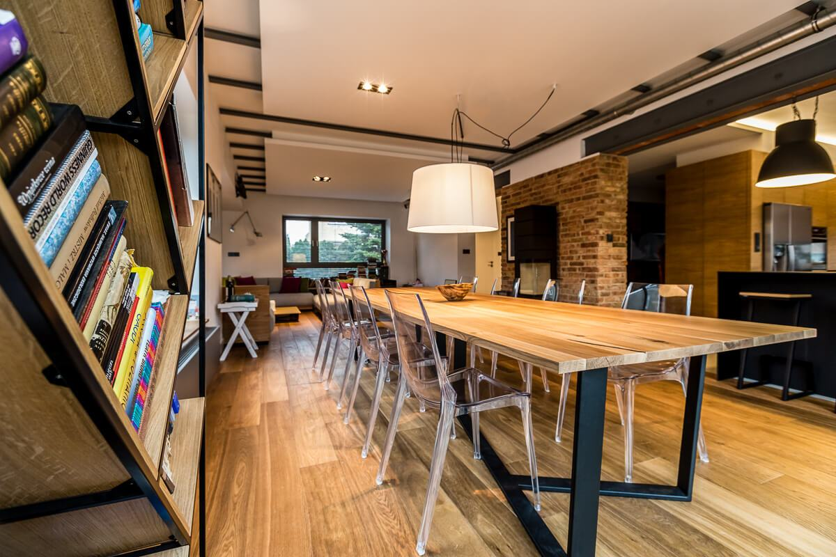 LOFT Decora - a producer of wooden furniture